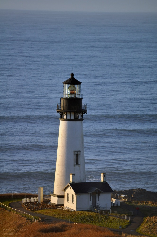 Hiking Yaquina Head (3/6)